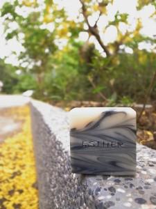 活性碳渲染皂