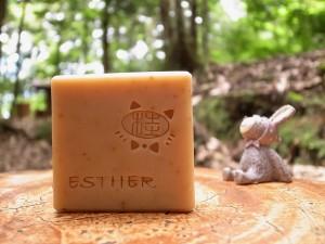 桂花牛奶皂