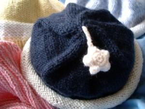 星之淑女帽