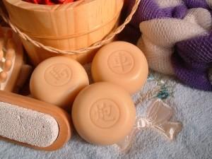 橙花母乳皂
