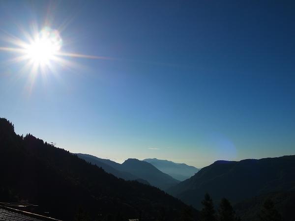秋訪太平山